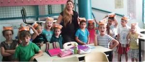 classe-enfants-israel