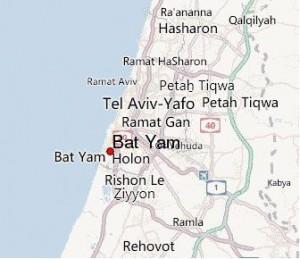 Zoom sur Bat Yam BAHIT Immobilier en Israel