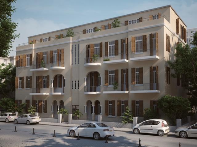 Projet neuf sur yavne n 1705 ba hit immobilier en israel for Projet maison neuf