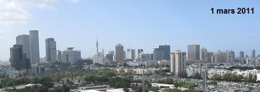Photo de Tel Aviv en 2011